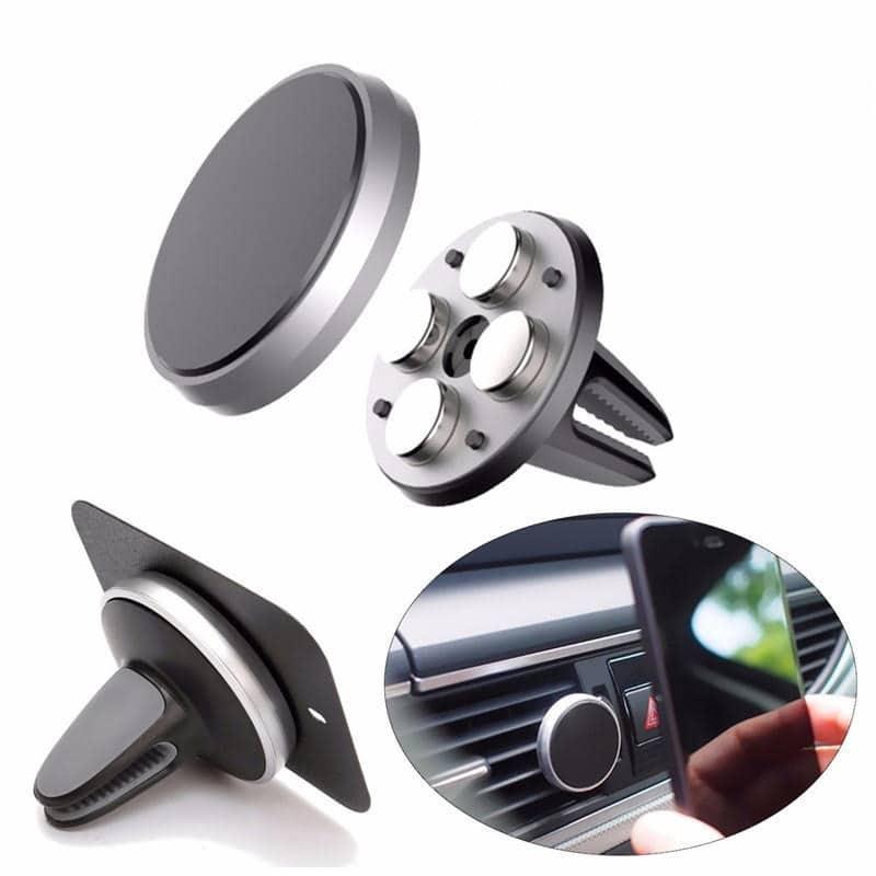 Autoteline magneetilla